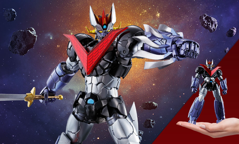 Gallery Feature Image of Great Mazinger Collectible Figure - Click to open image gallery