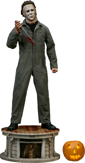 Michael Myers (Slasher Edition) Statue