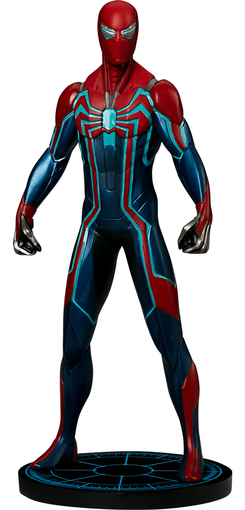 PCS Marvel's Spider-Man: Velocity Suit 1:10 Scale Statue