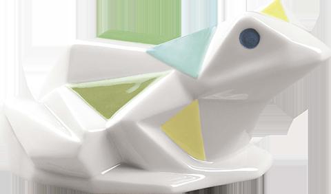 Lladró Frog Porcelain Statue