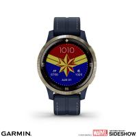Gallery Image of Captain Marvel Smartwatch Jewelry