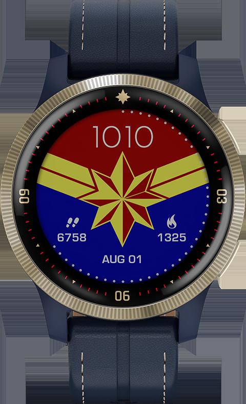 Garmin Captain Marvel Smartwatch Jewelry