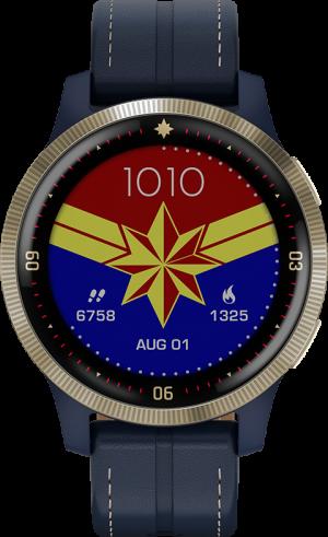 Captain Marvel Smartwatch Jewelry
