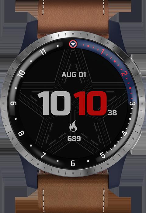 Garmin First Avenger Smartwatch Jewelry