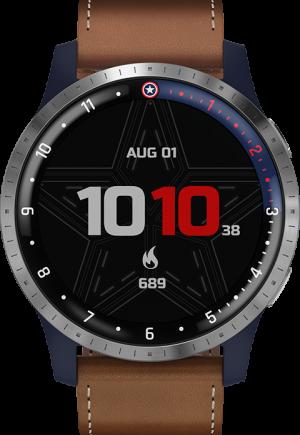 First Avenger Smartwatch Jewelry