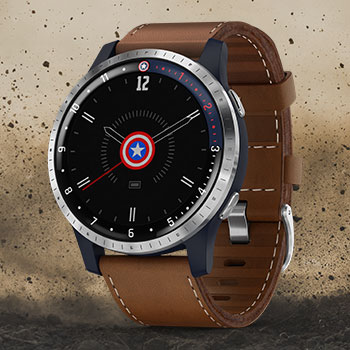 First Avenger Smartwatch Jewelry