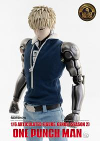 Gallery Image of Genos (Deluxe) Sixth Scale Figure