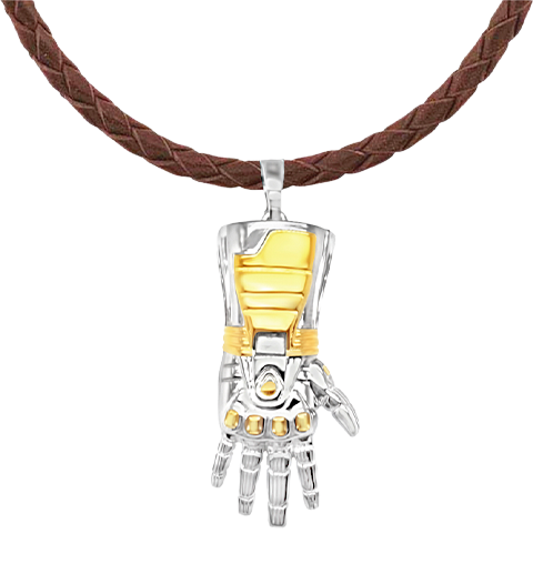 Whats Your Passion Jewelry Stark Gauntlet Necklace Jewelry