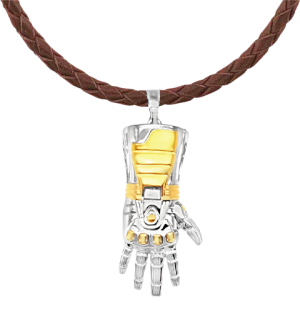 Stark Gauntlet Necklace Jewelry