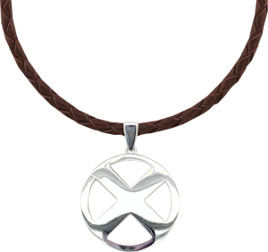 X-Men Logo Necklace Jewelry