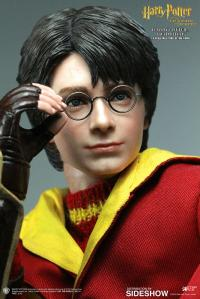 Gallery Image of Harry Potter & Draco Malfoy 2.0 (Quidditch Twin Pack) Sixth Scale Figure Set