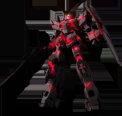Bandai Unicorn Gundam LED Accessories Set