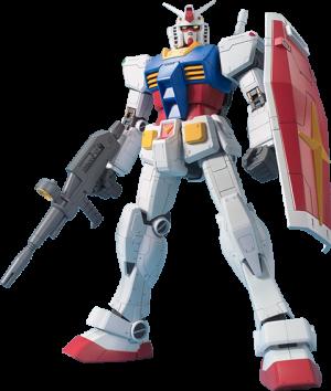 RX-78-2 Gundam 1:48 Figure