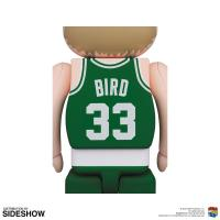 Gallery Image of Be@rbrick Larry Bird (Boston Celtics) 100% and 400% Collectible Set