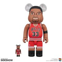 Gallery Image of Be@rbrick Scottie Pippen (Chicago Bulls) 100% and 400% Collectible Set