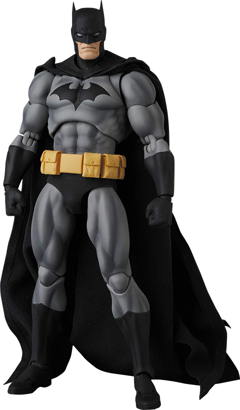 Batman Hush Black Version Mafex Collectible Figure By Medicom Toy Sideshow Collectibles