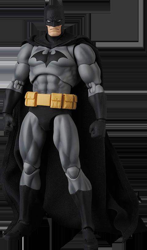 Medicom Toy Batman (Hush Black Version) Collectible Figure