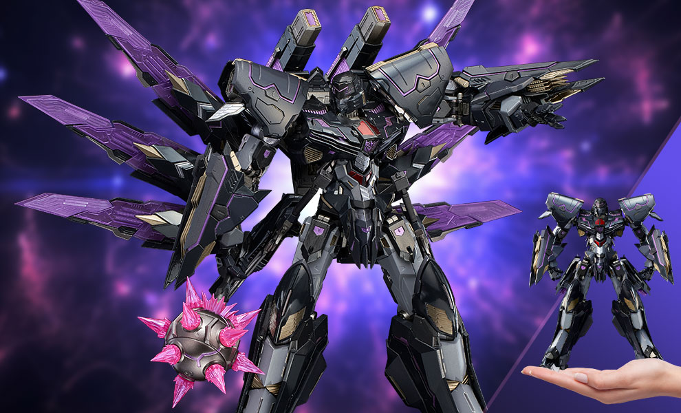 Gallery Feature Image of Megatron Collectible Figure - Click to open image gallery