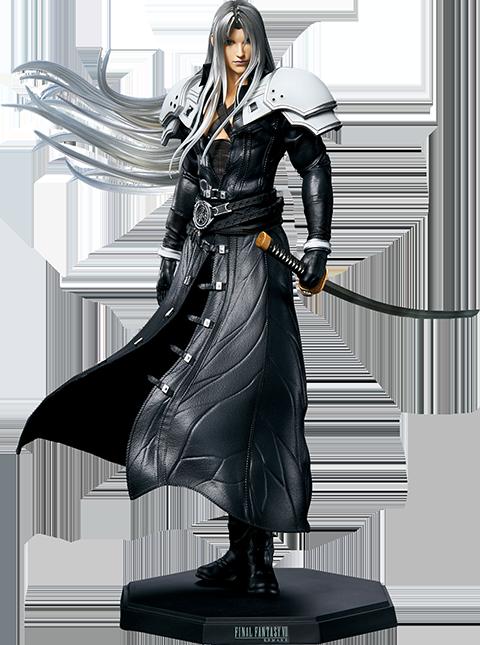 Square Enix Sephiroth Statuette