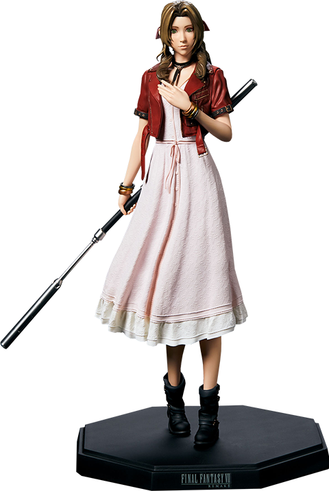 Square Enix Aerith Gainsborough Statuette