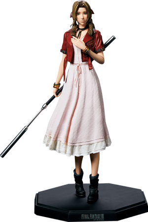 Aerith Gainsborough Statuette