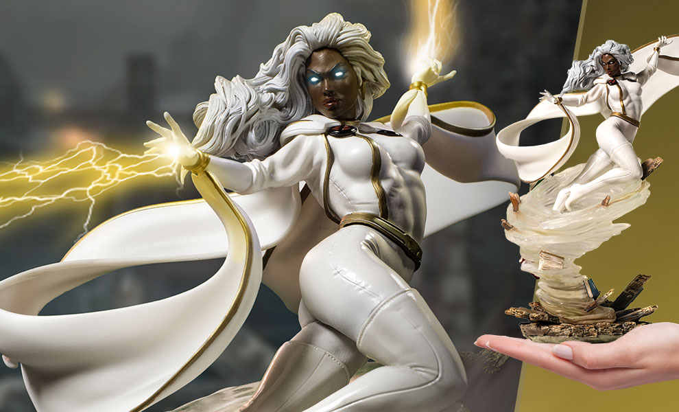 Gallery Feature Image of Storm 1:10 Scale Statue - Click to open image gallery