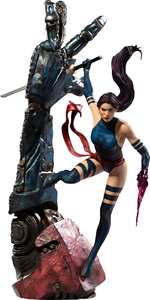 Iron Studios Psylocke 1:10 Scale Statue