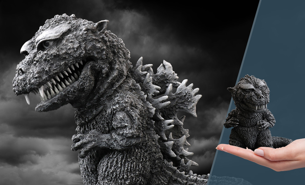 Gallery Feature Image of Godzilla (1955) Collectible Figure - Click to open image gallery