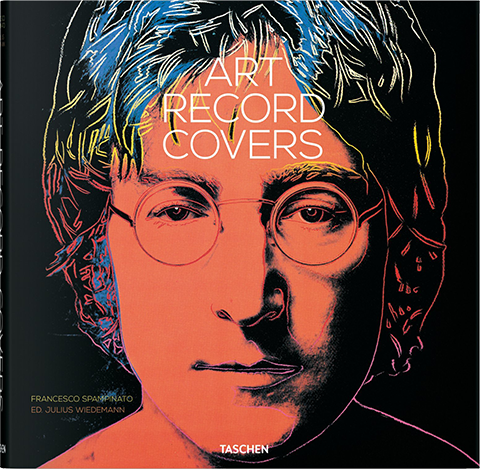 TASCHEN Art Record Covers Book