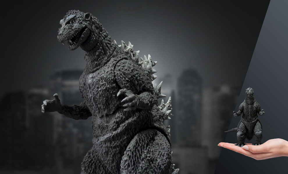 Gallery Feature Image of Godzilla (1954) Collectible Figure - Click to open image gallery