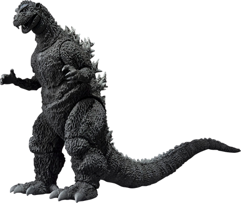 Bandai Godzilla (1954) Collectible Figure