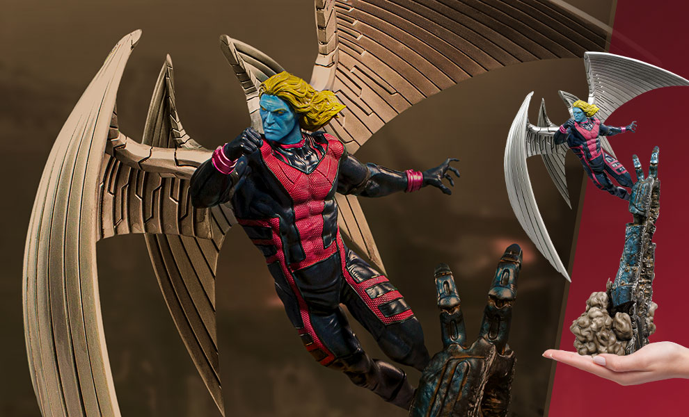 Gallery Feature Image of Archangel Statue - Click to open image gallery