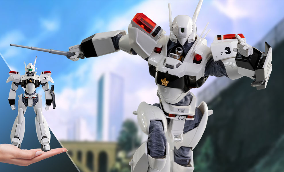 Gallery Feature Image of ROBO-DOU Ingram Unit 2 + Unit 3 Compatible Set Collectible Figure - Click to open image gallery