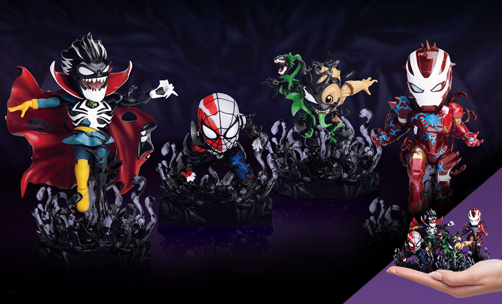 Gallery Feature Image of Maximum Venom Bundle Collectible Set - Click to open image gallery