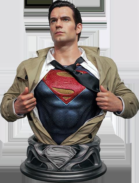 Infinity Studio Superman Life-Size Bust