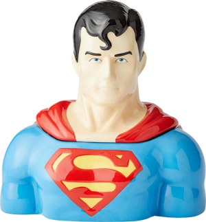 Superman Cookie Jar Kitchenware
