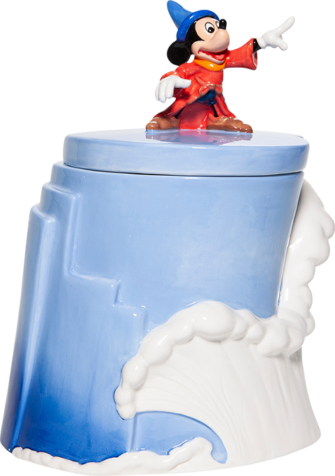 Department 56 Fantasia 80th Anniversary Cookie Jar Kitchenware