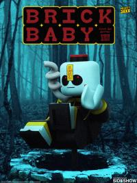 Gallery Image of Brick Baby (Jiang Shi Edition) Polystone Statue