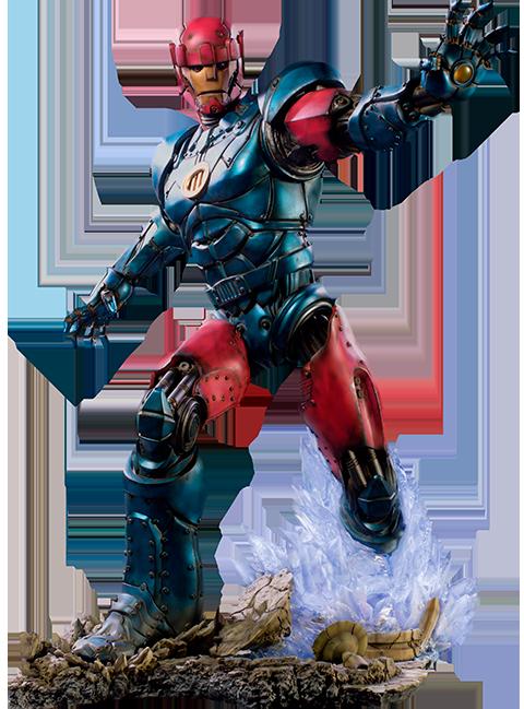 Iron Studios Sentinel #3 1:10 Scale Statue