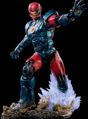 Sentinel #3 1:10 Scale Statue