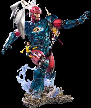 X-Men VS Sentinel #3 (Deluxe) 1:10 Scale Statue