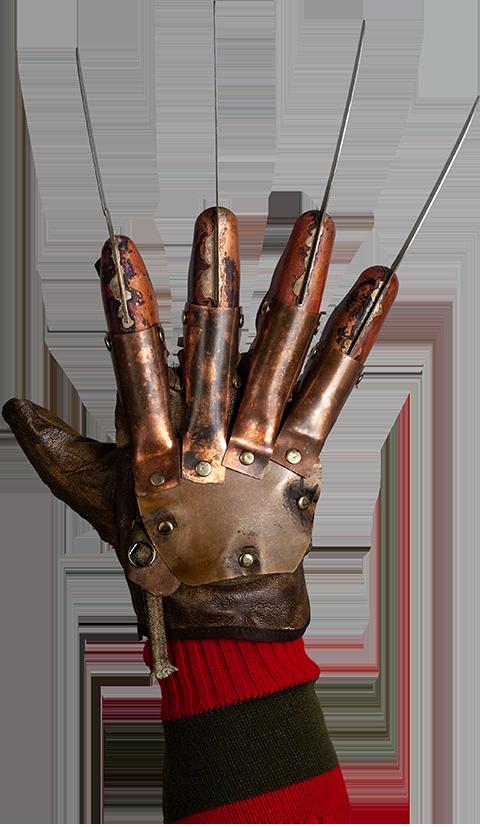 Trick or Treat Studios Freddy Krueger Deluxe Glove (Freddy's Revenge) Prop