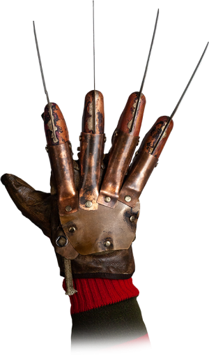 Freddy Krueger Deluxe Glove (Freddy's Revenge) Prop
