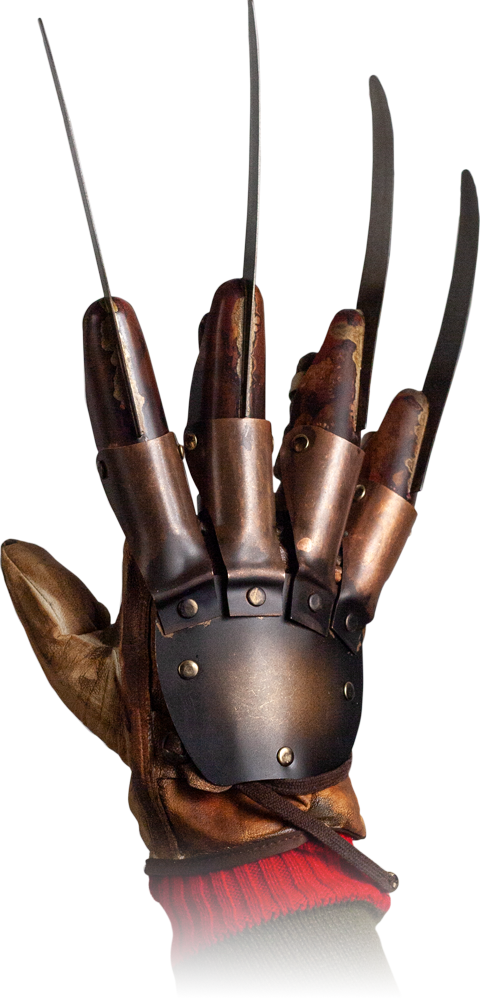 Trick or Treat Studios Freddy Krueger Deluxe Glove (Dream Warriors) Prop