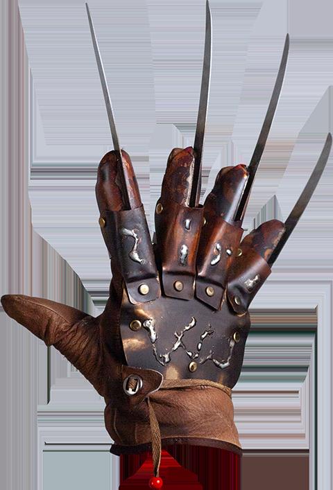 Trick or Treat Studios Freddy Krueger Deluxe Glove (The Dream Master) Prop