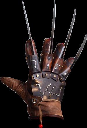 Freddy Krueger Deluxe Glove (The Dream Master) Prop