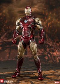 Gallery Image of Iron Man Mark LXXXV (Final Battle Version) Collectible Figure
