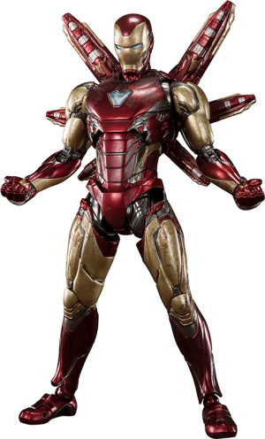 Iron Man Mark LXXXV (Final Battle Version) Collectible Figure