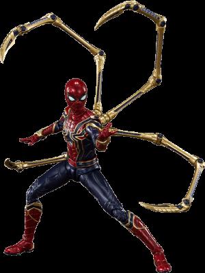 Iron Spider (Final Battle Version) Collectible Figure
