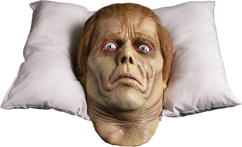 Trick or Treat Studios Dawn of the Dead Roger Pillow Pal Prop Replica